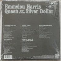 Emmylou Harris QUEEN OF THE SILVER DOLLAR 5LP Slipcased Set Sealed